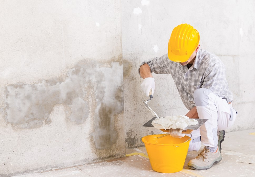 How to Repair Stucco Walls
